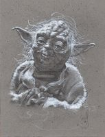 Yoda by JeffLafferty