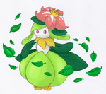Lilligant by puffley115