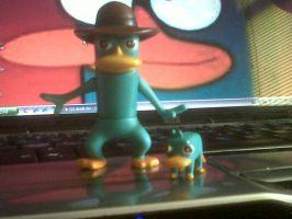 Mi Perry Mini Toys :3 by AndiiGrr