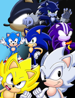 Sonic's Generation by Seltzur-The-Hedgehog