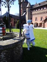 Yukino fairy tail cosplay by envoysoldier