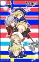 APH:Nordic 5 by Ice-S-Cream-Twins