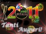 Happy New Year 2011 by T-Joe