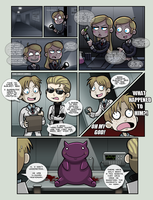 RE - Comic 005 Pt.3 by PracticalAl