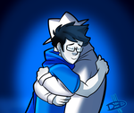 3 hours and still crying by DoodleHappyDavis