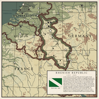 MotF 116 - The Rhenish Republic by RvBOMally