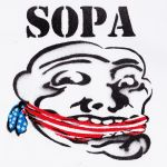 SOPA Censorship by Ali-Radicali