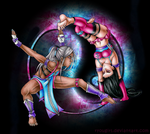 Ying vs Yang by RyouGirl