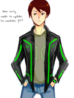 ben 10 by Ferngineer