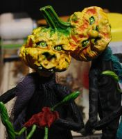 Gourd Lords- The Twins Ogden and Bogden by Boggleboy