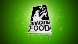 Dragon Food Wallpaper by motion-attack
