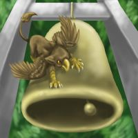 Gryphon-Bell by Silverbirch