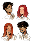 Potters by cookiecreation