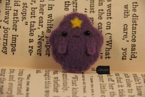 needle felt LSP (forsale) by FluffyParcel