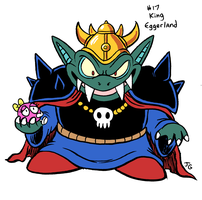 VG Bosses 17: King Eggerland by greliz