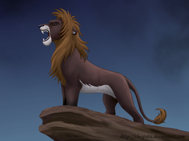King Herdus by cleopata