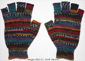 AwesomeGloves DONE by yarngirl