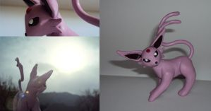 Espeon by chow-marco