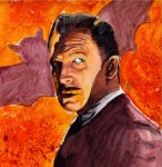 Vincent Price by smjblessing