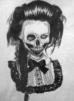 Decaying Smile by Natdor