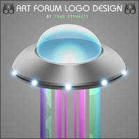Art Forum Logo Design 1 by Living-Meme