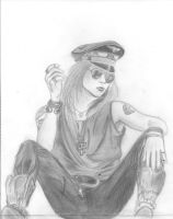 Axl Rose by Eilix666