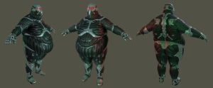 FatSuit Marmoset Toolbag 2 by AMCarbonBlack