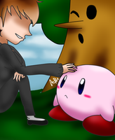 .:Kirby:. I Didn't Forget You... by SkyWarriorKirby