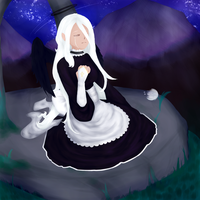 Fallen Maid by CherryCake0