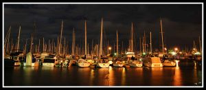 Sleeping Yatchs by rhys954
