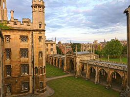 I'd rather be at Oxford... by Syntheta-NZ