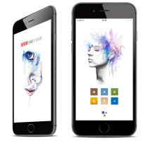 iArt iPhone 6 by vidski23