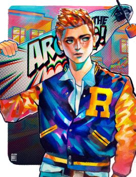 Archie Andrews by rianbowart