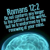 Romans 12:2 by Treybacca