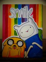 Adventure Time by MariChanX3