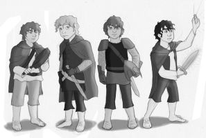 Don't Mess With the Shire by helloparadise