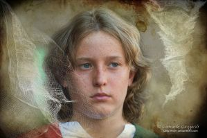 The young Werther by KangTengri