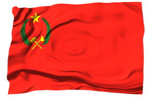Flags of the World: People's Republic of Congo by MrAngryDog