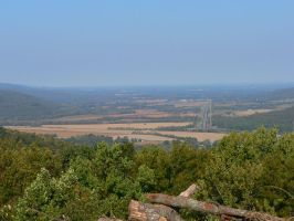 Looking off High Bluff Road by Sphinx47