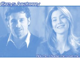 Greys anatomy wall paper. BLUE by maeve-kaie
