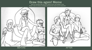 Draw This Again by patchworktrickster