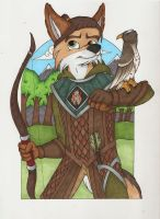 Tethen Of Batterhold by LordFenrir