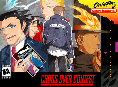 CR's Cross Over Contest 2011 by DaWooster