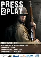 LAN Poster - Company of Heroes by hmddeen