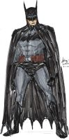 The Batman... by Archonyto