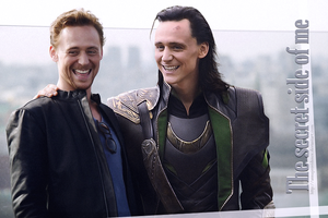 The secret side of Tom Hiddleston by AnnaProvidence