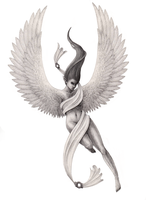 Harpy by TheUnseelie