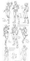 SKETCHDUMP mar-aug 2010 by manic-pixie