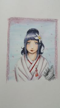 Hinata Happiness by nisazzz