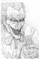 Joker pencils by pycca